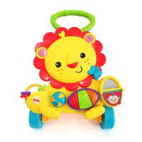 玩具开学季费雪(Fisher Price) 多功能早教启智玩具 声光狮子手推车学步车Y9854 Y9854 狮子学步车