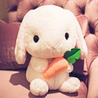 韩国可爱毛绒玩具兔子娃娃公仔可爱睡觉抱枕小玩偶生日礼物