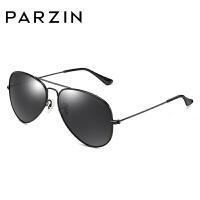 帕森男士太阳镜 潮人偏光镜驾驶镜墨镜 防眩光蛤蟆镜3025