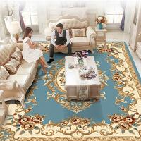 简约家用客厅沙发地毯茶几垫欧式别墅大卧室满铺床边毯子美式房间