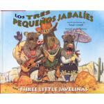 【预订】Los Tres Pequenos Jabalies / The Three Little Javelinas