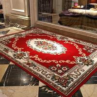 欧式客厅沙发地毯茶几毯入户门口地垫家用进门门毯现代简约SN6077定制