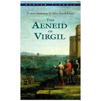 【预订】The Aeneid 埃涅阿斯纪 英文原版文学