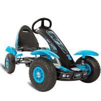 大型玩具车可坐人儿童卡丁车四轮沙滩车脚踏健身宝宝可坐玩具汽车充气轮广场出租车 其它