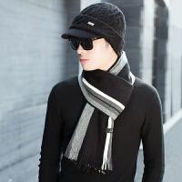 东北帽子男冬天中老年青年中年男保暖户外加厚骑车鸭舌帽
