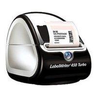 好吉森鹤DYMO达美LW450Turbo热敏标签机标签打印机中英文版S0932770标签打印机-1台装+搭送品6088