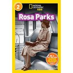 National Geographic Readers: Rosa Parks( 货号:9781426321412)