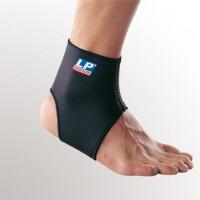 正品 美国LP护踝 LP704标准型踝部束套 篮球羽毛球运动护具