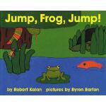 【预订】Jump, Frog, Jump! Board Book