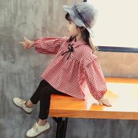 儿童小女孩洋气秋装套装潮2019春秋季女宝宝长袖两件套