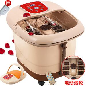 凯仕乐 KSR-A922养生足浴盆 家用洗脚盆 恒温加热泡脚足浴器 电动6滚轮