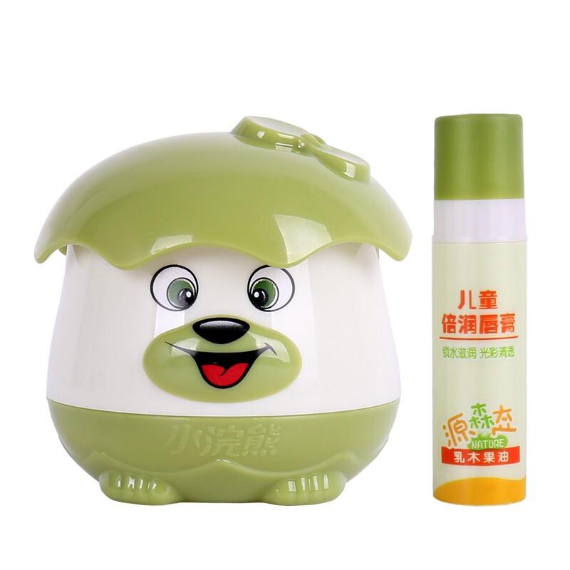 【特惠】小浣熊水嫩嫩牛奶滋润霜30g送润唇膏