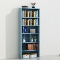 简易儿童书柜书架木质小柜子储物柜简约现代自由组合收纳柜置物柜