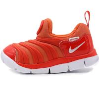 【到手价:199.5元】耐克儿童鞋毛毛虫童鞋舒适运动休闲鞋343938-803 浅红9C/26码