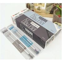 晨光文具4045 优品0.5mm全针管中性签字水笔芯替芯AGR640Y5