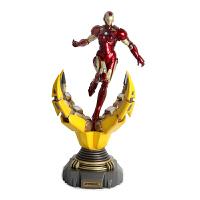 复仇者 女钢铁侠1/6雕像 二次元动漫周边摆件