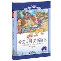 哈克贝利.芬历险记(彩绘注音版)-新课标小学语文阅读丛书