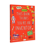 【T&H】This Book Thinks You're an Inventor这本书认为你是发明家