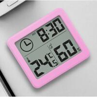 温度计 室内电子高精度家用温湿度计多功能家庭婴儿房干湿温度计