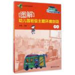 幼儿园环境创设资源库 图解幼儿园班级主题环境创设(中班) 9787565125133