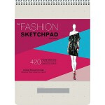 【预订】The Fashion Sketchpad 420 Figure Templates for Designin