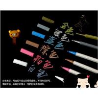 Sta斯塔3330水性油漆笔 金银笔 签名笔 高光笔 金属笔相片6色