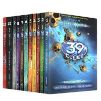 The 39 Clues 39条线索系列11本套装 美国青少年冒险畅销书 英文原版小说 The Maze of Bones骨头迷宫 One False Note VESPERS RISING