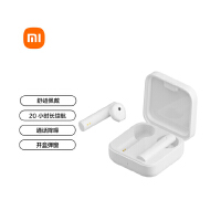 小米Air2 SE真无线蓝牙耳机双耳运动适用于华为苹果通用