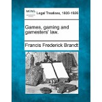 【预订】Games, Gaming, and Gamesters' Law.