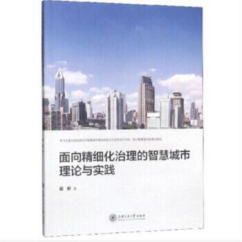 面向精细化治理的智慧城市理论与实践(pdf+txt+epub+azw3+mobi电子书在线阅读下载)