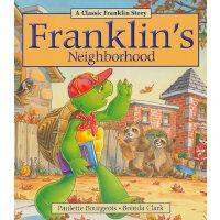 Franklin's Neighborhood小乌龟富兰克林:富兰克林的好邻居(经典故事书) ISBN 9781894
