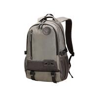 双肩包男初中生高中学生书包女休闲大容量背包