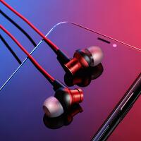 电竞耳机入耳式重低音手机电脑MP3MP4游戏耳塞带麦话筒