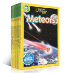 National Geographic Kids Level 3 儿童科普分级阅读读物 9本套装 启蒙认知百科 科普读