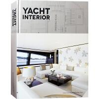 YACHT INTERIOR 英文版 游艇室内设计 游艇设计 空间装饰装修设计图书