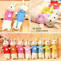 咪兔笔袋 日韩国文具盒 可爱创意儿童学习用品学生奖品批发