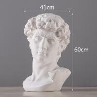 维纳斯石膏头像雕像摆件ins家居装饰品艺术品欧式摆设素描像大号
