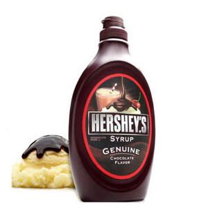 美国进口 好时 HERSHEY'S 巧克力酱 680g