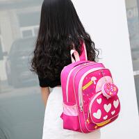 幼儿园男女童书包5-6-8岁小学生书包宝宝双肩背包儿童书包