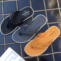 男士人字拖简约个性夏季凉拖鞋夹脚防滑耐磨凉鞋沙滩鞋