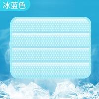 冰垫坐垫冰凉水垫学生透气夏天季汽车免注水降温蜂窝凝胶座垫