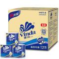 [当当自营] 维达 蓝色经典系列 卷筒卫生纸 3层200g*27卷(整箱销售)