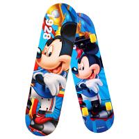 迪士尼(Disney)米奇四轮滑板双翘枫木儿童青少年公路专业代步滑板车SD10002-M 当当自营