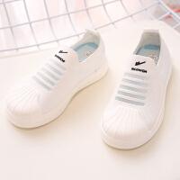 【儿童节限时多件多折:58.25元】回力童鞋官方旗舰店儿童运动鞋2020春季新款女童透气板鞋男童鞋子