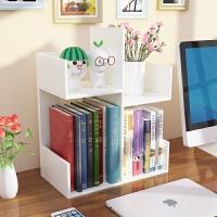 限时特价多层小型书架简易书桌上宿舍学生用办公室桌面置物架儿童收纳书柜