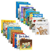 Animal 神奇动物故事集20册图画故事书 英文原版绘本 大开本 Animal Antics Ziploc Animal Magic 儿童启蒙认知读物