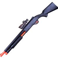 扬楷长款来福枪软弹枪*M870穿越战场散弹枪户外CS98k玩具枪儿童玩具水晶弹 (简配) 标准配置