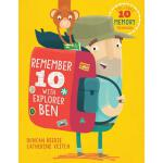 【预订】Remember 10 with Explorer Ben