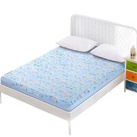 婴儿隔尿垫号水床垫儿童可洗老棉床罩床单床笠定制 大号