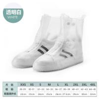 防水鞋套雨天可爱新款硅胶雨鞋套防滑加厚耐磨防雨鞋套女
